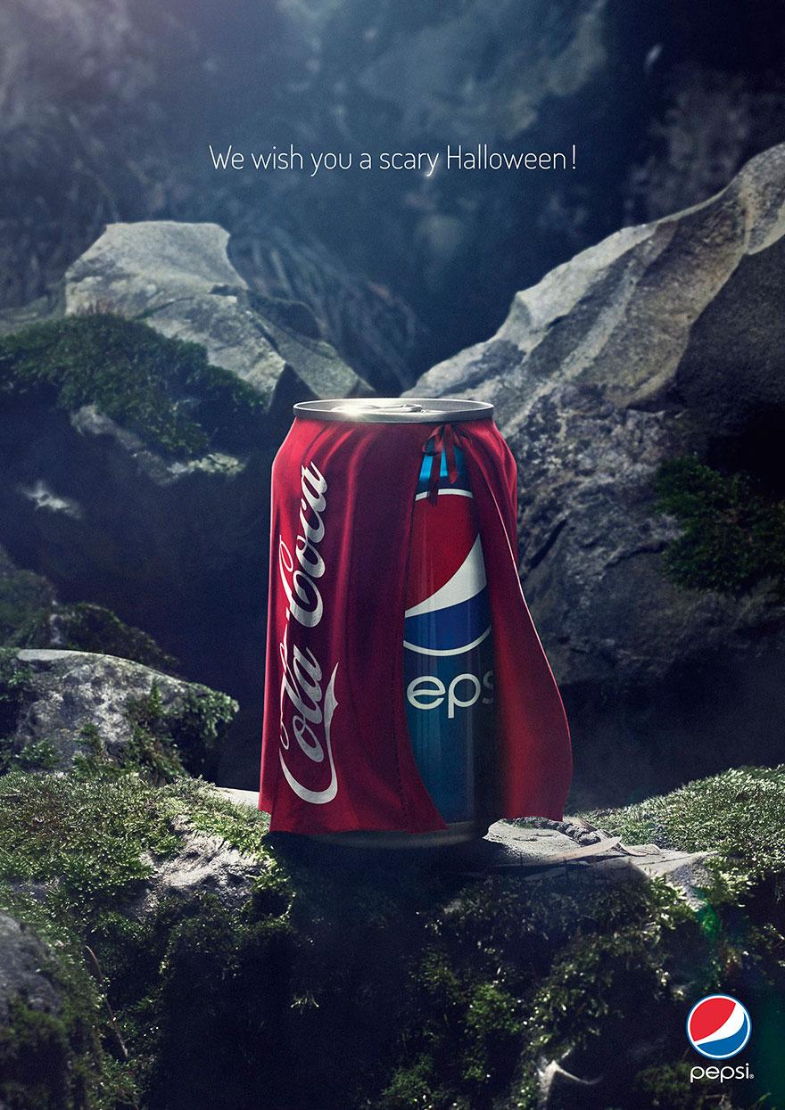 реклама на пепси