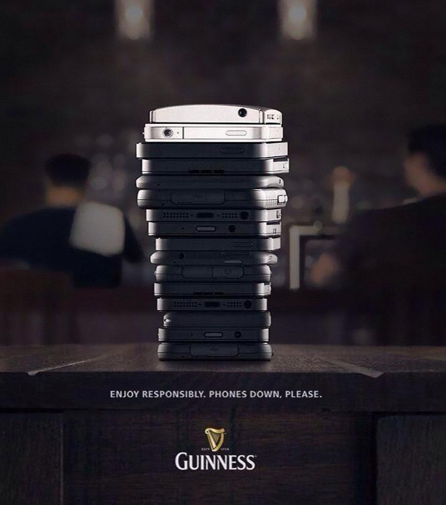 реклама на бира гинес